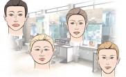 Ermittlung Ihres persönlichen Gesichtsfeldes.